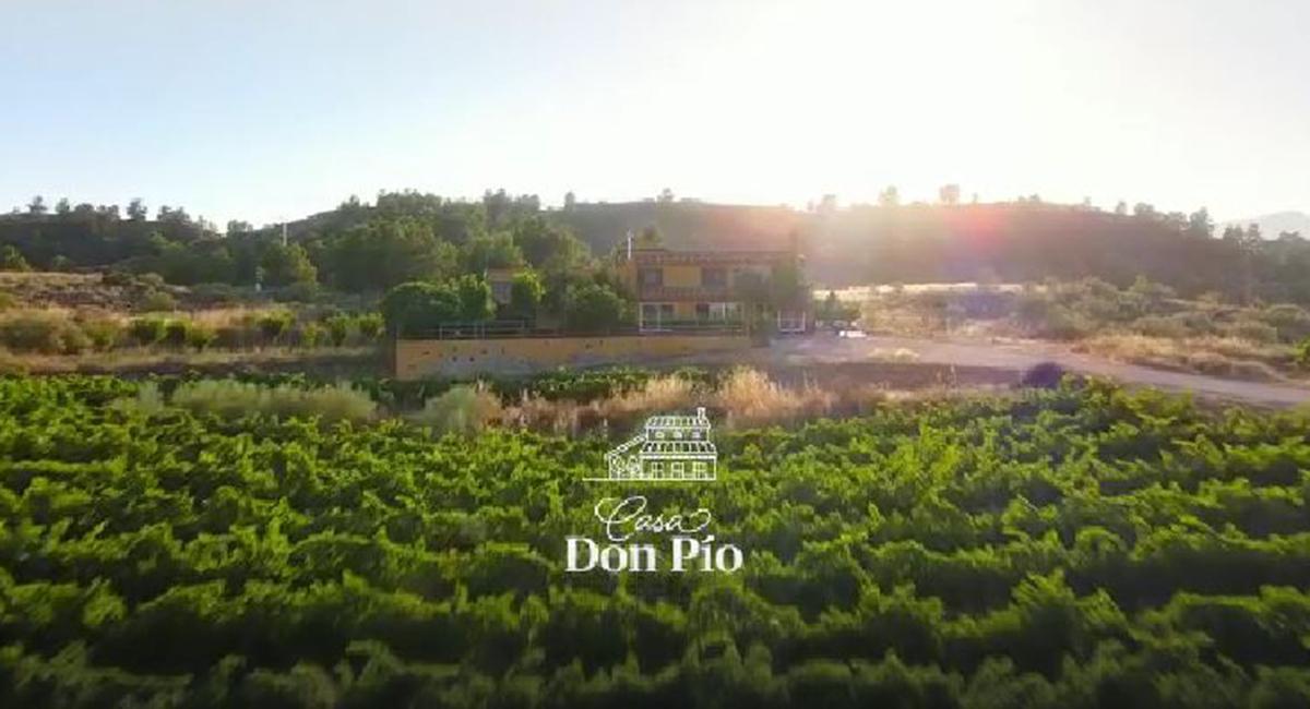 Casa Don Pio