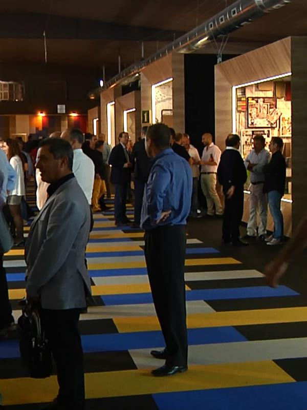 Video 55 edición de la Feria del Mueble de Yecla