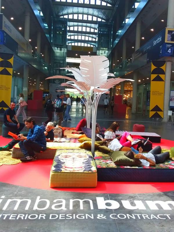 BimBamBum de nuevo en Feria Habitat